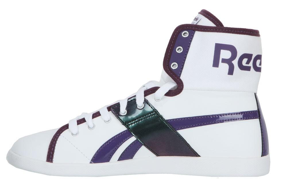 614f561df0 Dámska členková obuv Reebok Top Down P5374 - Dámske vysoké tenisky ...