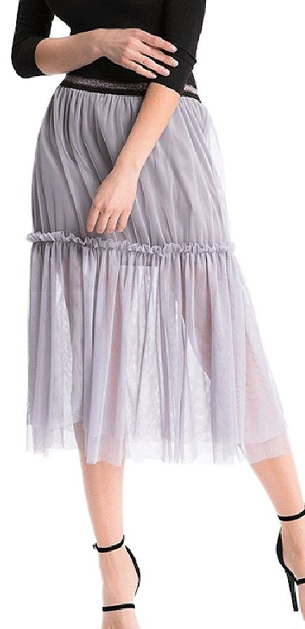 81996a1dc427 Dámska dlhá sukňa N0914 - Dlhé dámske sukne - Locca.sk