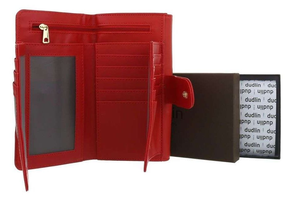 dc3d31bcf Dámska elegantná peňaženka Q5329 - Dámske peňaženky - Locca.sk