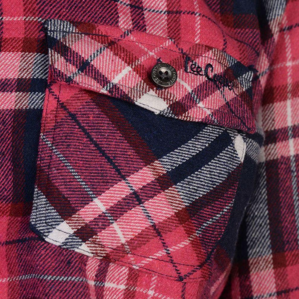 fbf633304 Dámska flanelová košeĺa Lee Cooper H6706 - Dámske košele - Locca.sk