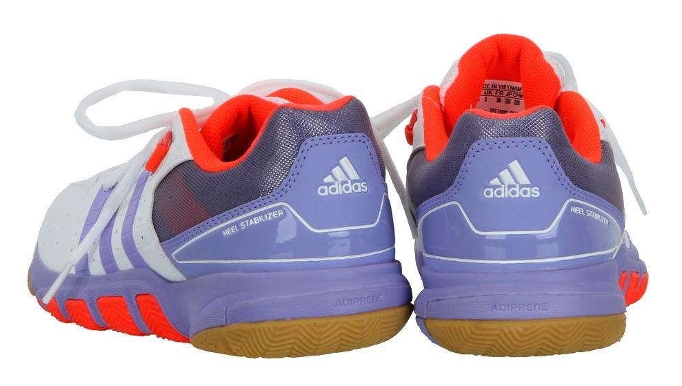 dea3ab139b8 Dámska halová obuv obuv Adidas Performance Quickforce 7 P5292 ...