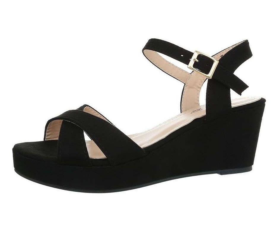 df34c65a9521 Dámska letná obuv Q4583 - Sandále na platforme - Locca.sk