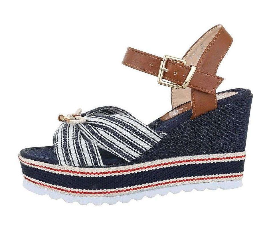 Dámska letná obuv Q6076