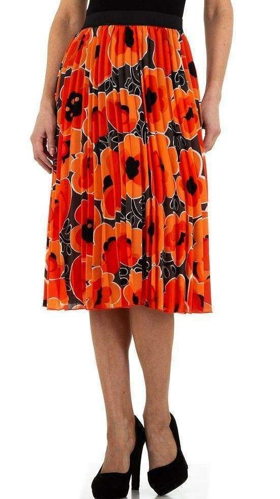 Dámska letná sukňa Q5108