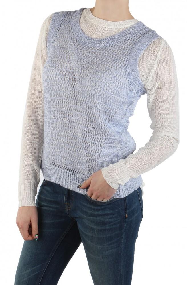 Dámska módna vesta Lola   Liza X8293 - Dámske vesty - Locca.sk fc89ee47d74