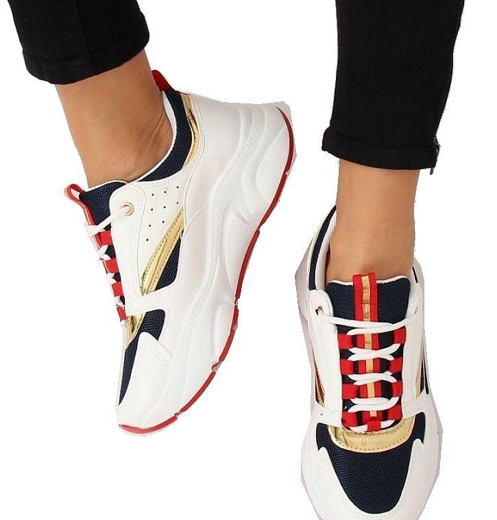 Dámska športová obuv N0989