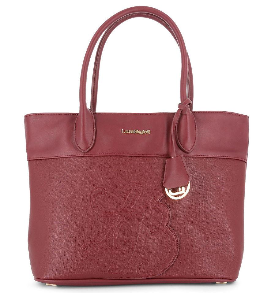 2588e83f5 Dámska štýlová kabelka Laura Biagiotti L2324 - Značkové kabelky ...