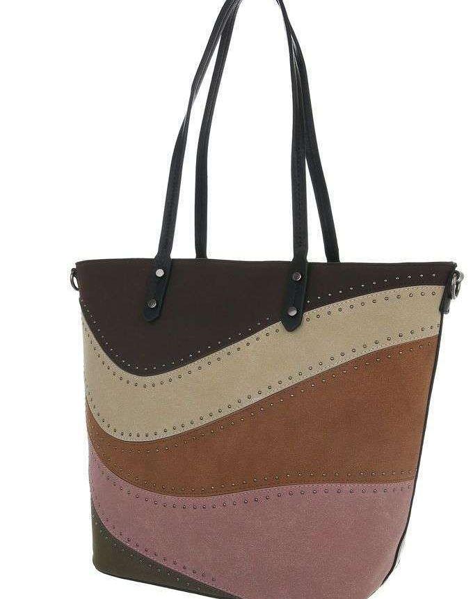 Dámska štýlová kabelka Q3607