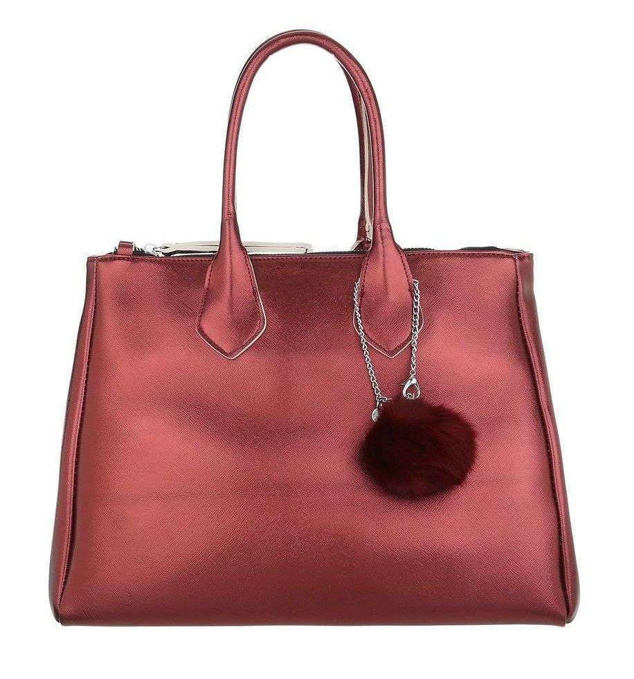 Dámska štýlová kabelka Q4910