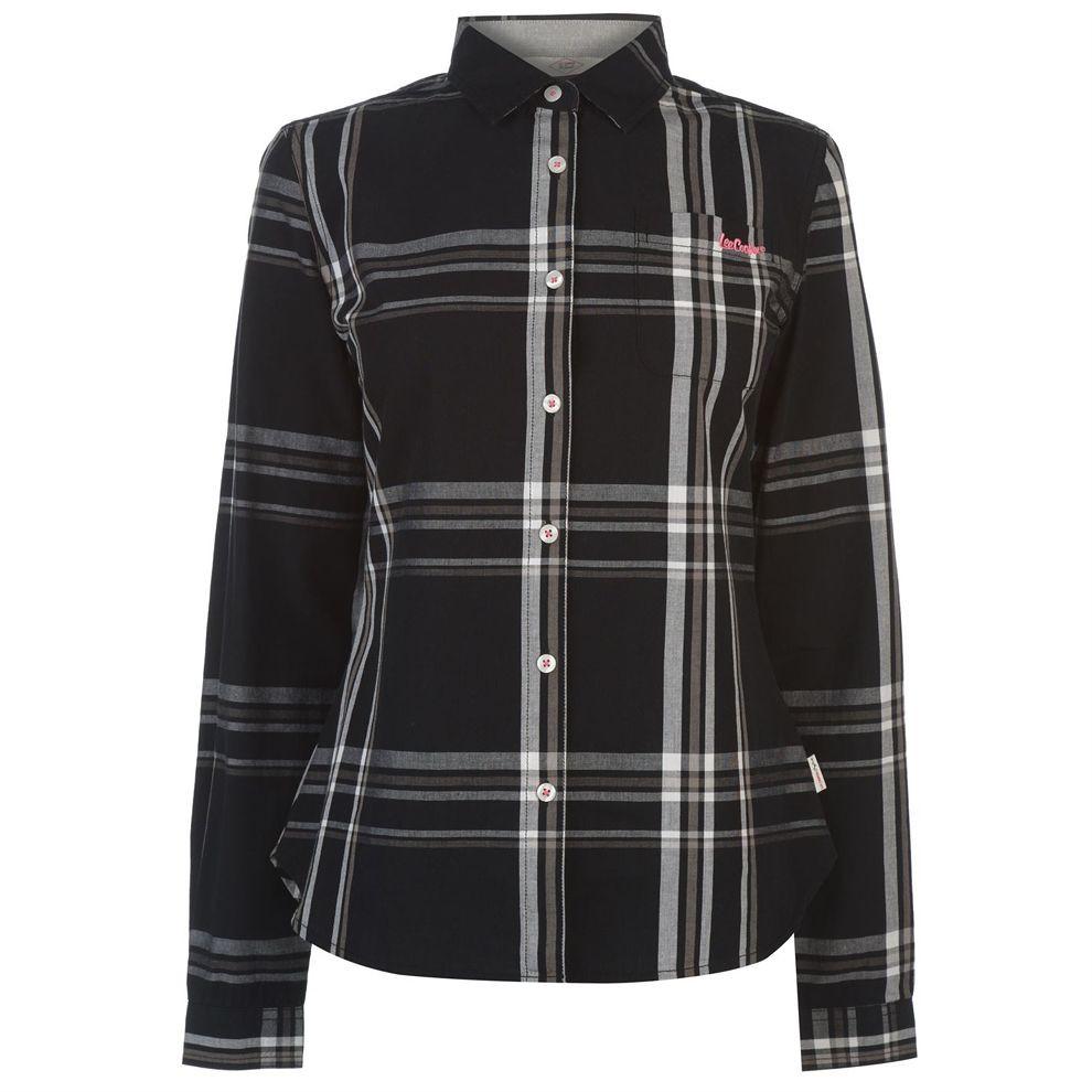 3faddddb07e19 Dámska štýlová košeĺa Lee Cooper H7863 - Dámske košele - Locca.sk