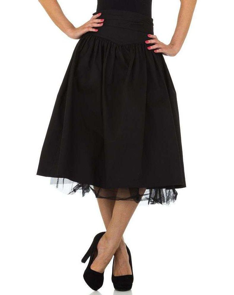Dámska štýlová sukňa JCL Q3960