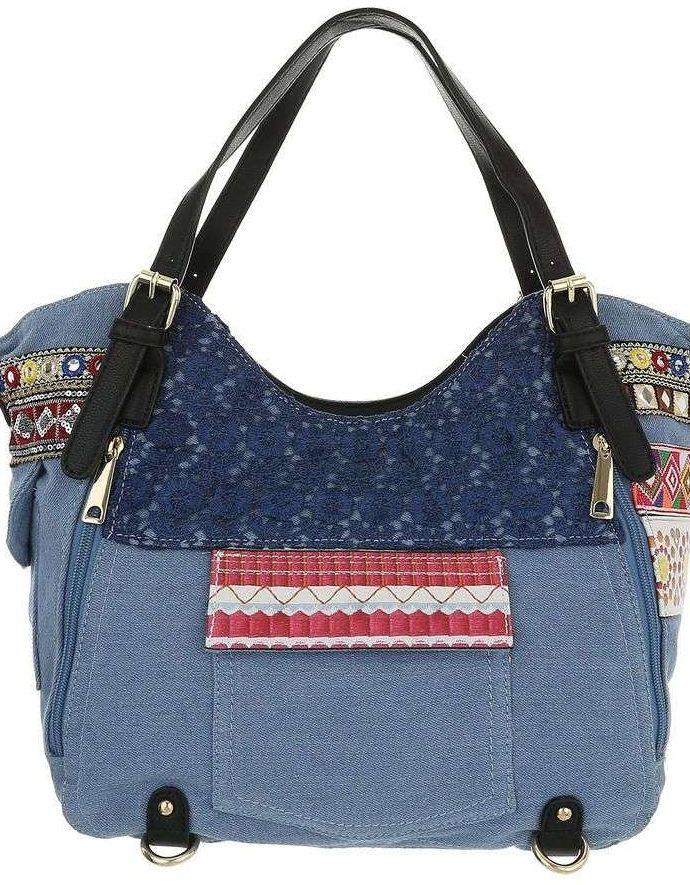 Dámska štýlová taška Q4356