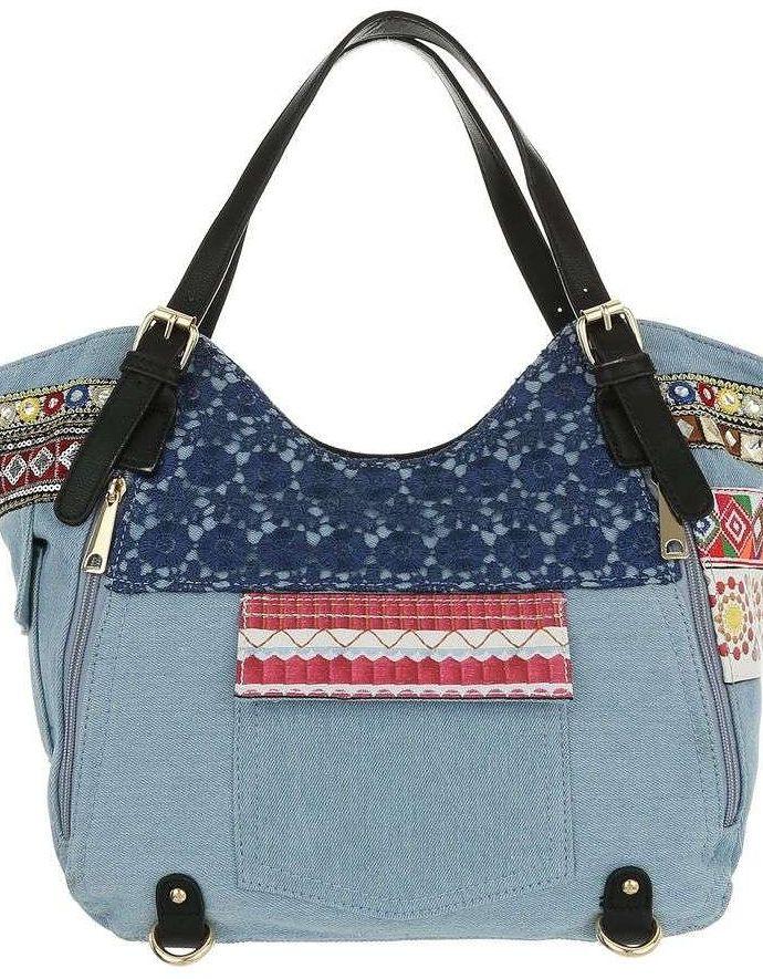 Dámska štýlová taška Q4357