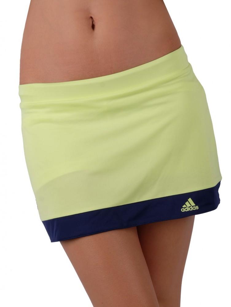 9264096ea0ad Dámska tenisová sukňa Adidas Performance T7650 - Letné sukne - Locca.sk