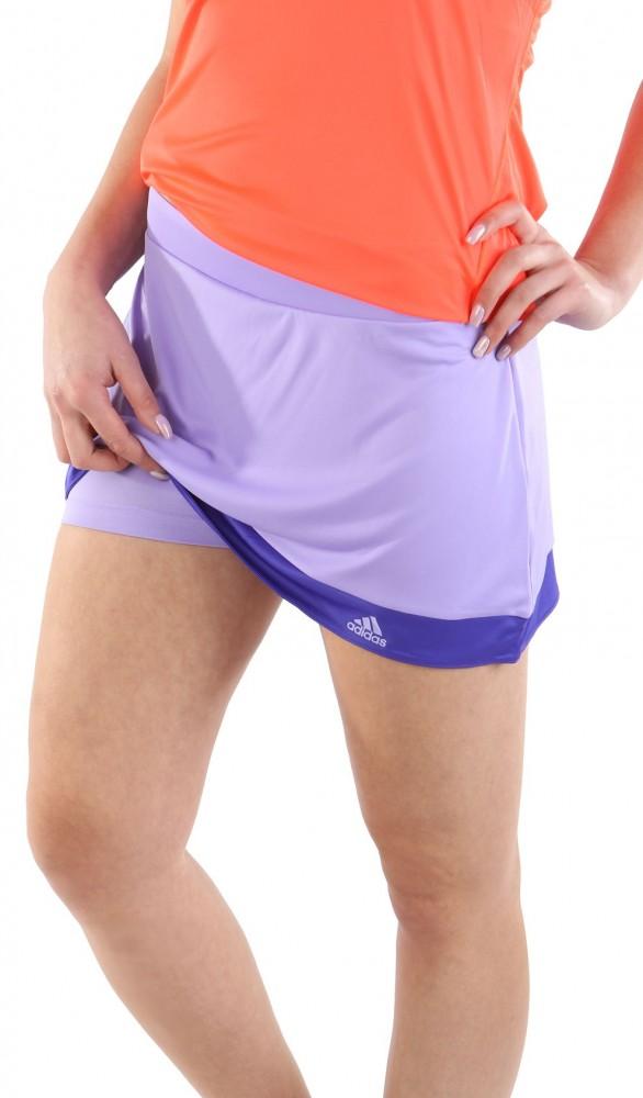 4cd57569680a Dámska tenisová sukňa Adidas Performance X8046 - Dámske športové ...