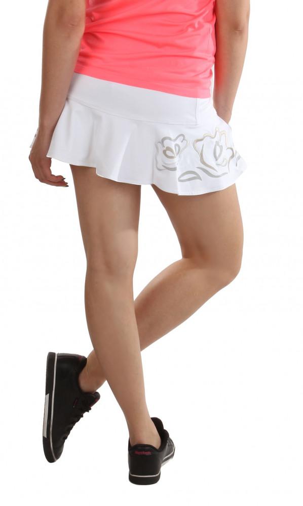 4a7ac3c2b Dámska tenisová sukňa Adidas Stella MC Cartney X9109 - Dámske ...