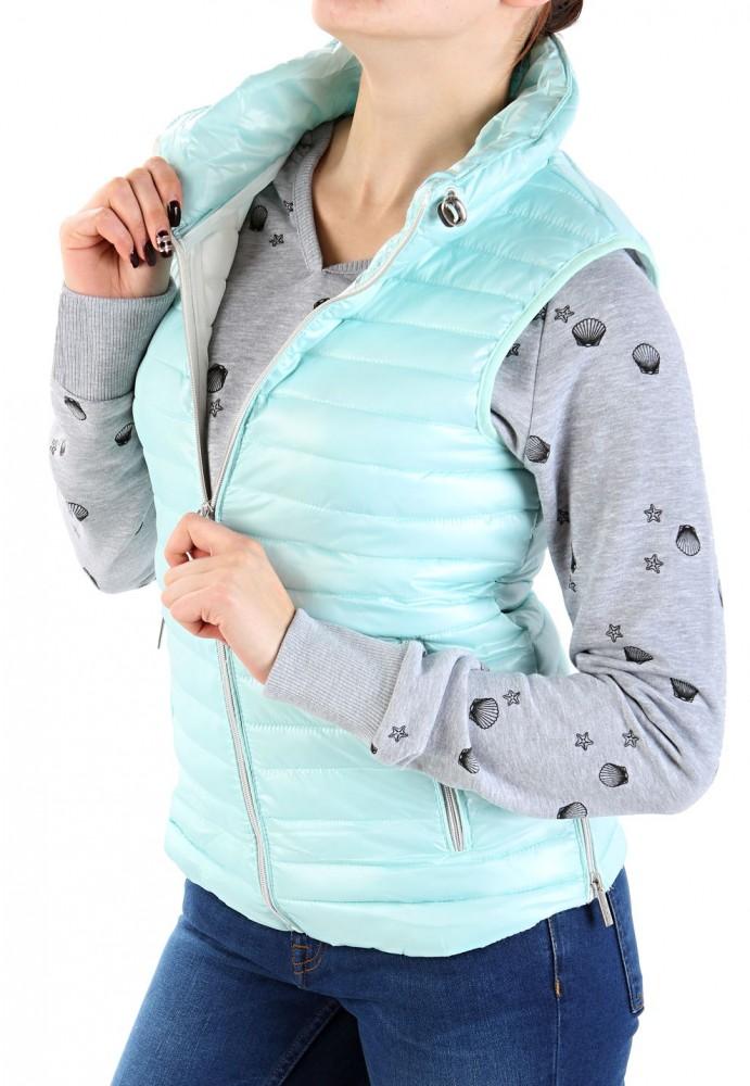 Dámska vesta Stitch Soul X7380 - Dámske vesty - Locca.sk 09cd0c74ab0