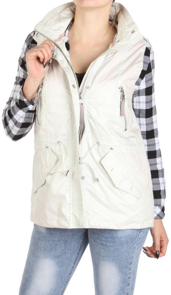 Dámska vesta Tom Tailor Y0078 - Dámske vesty - Locca.sk 54ee6cc109e