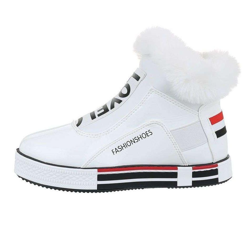 Dámska voĺnočasová obuv Q6074