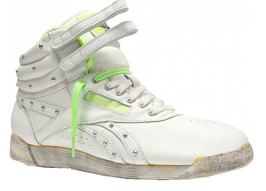 Dámska voĺnočasová obuv Reebok A1217
