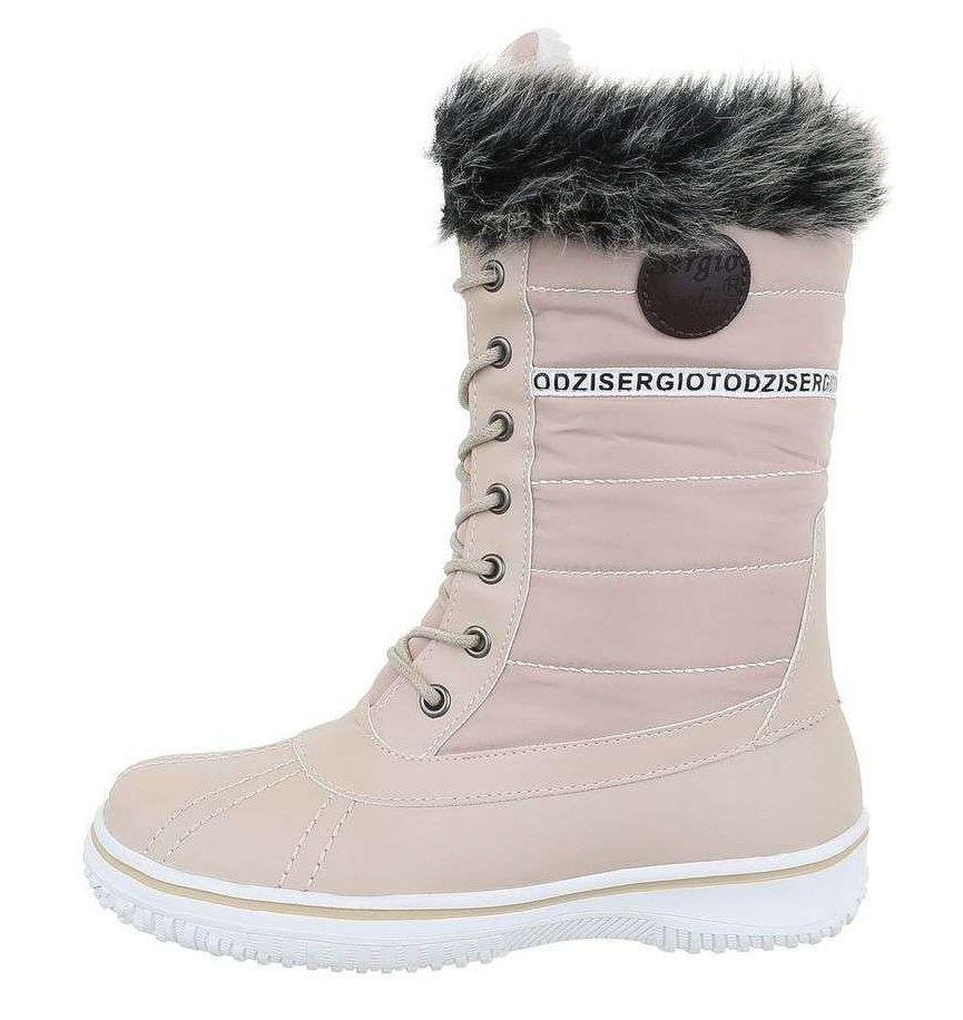 Dámska zimná obuv Q6178