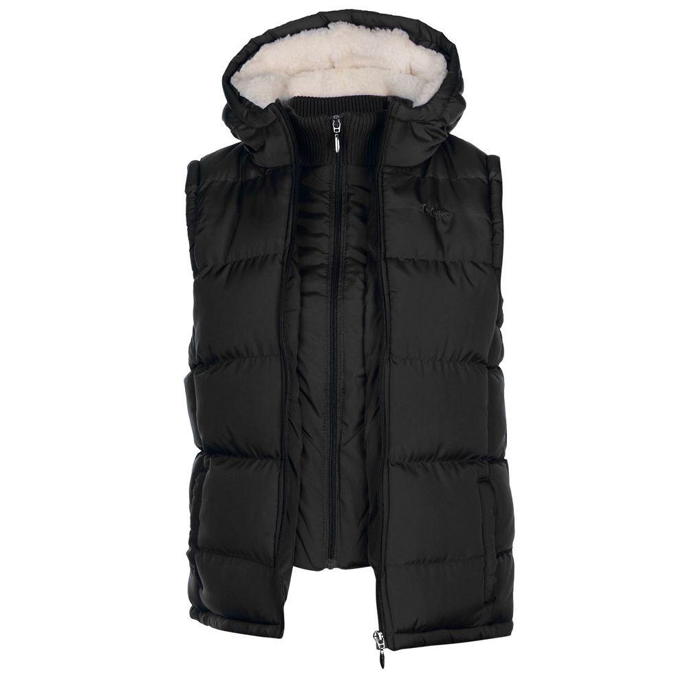 Dámska zimná vesta Lee Cooper H6650 - Dámske vesty - Locca.sk d01962e63ca