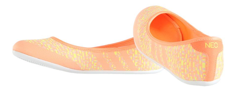 37b078d27e96 Dámske baleríny Adidas Neo SUNLINE JQD P5725 - Balerínky športové ...