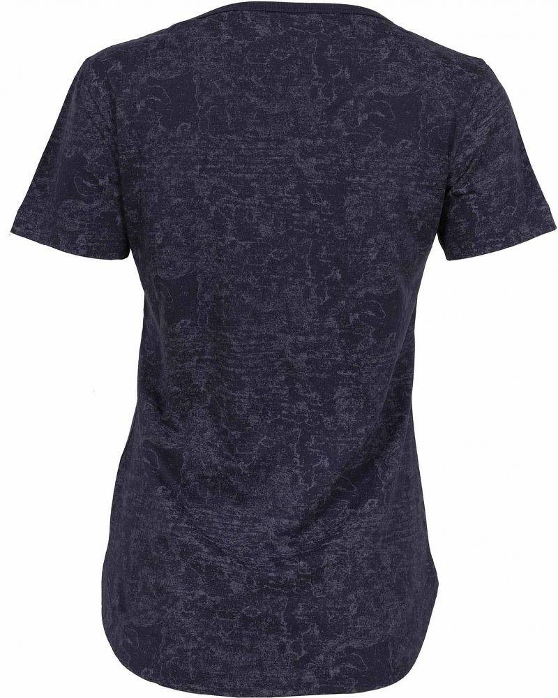 183ce711075f Dámske bavlnené tričko s krátkym rukávom K0090 - Dámske tričká ...