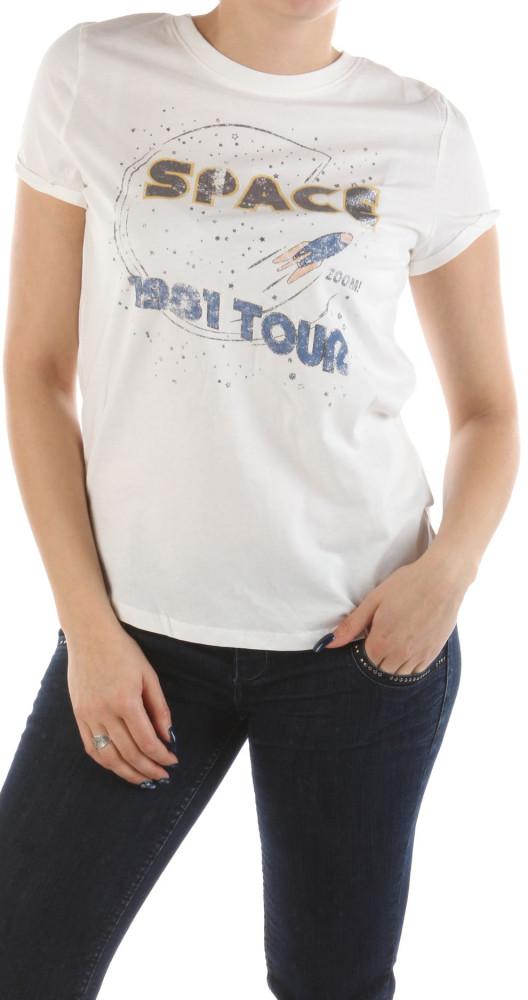 447f764b9b9f Dámske bavlnené tričko Tom Tailor W2019 - Dámske tričká - Locca.sk