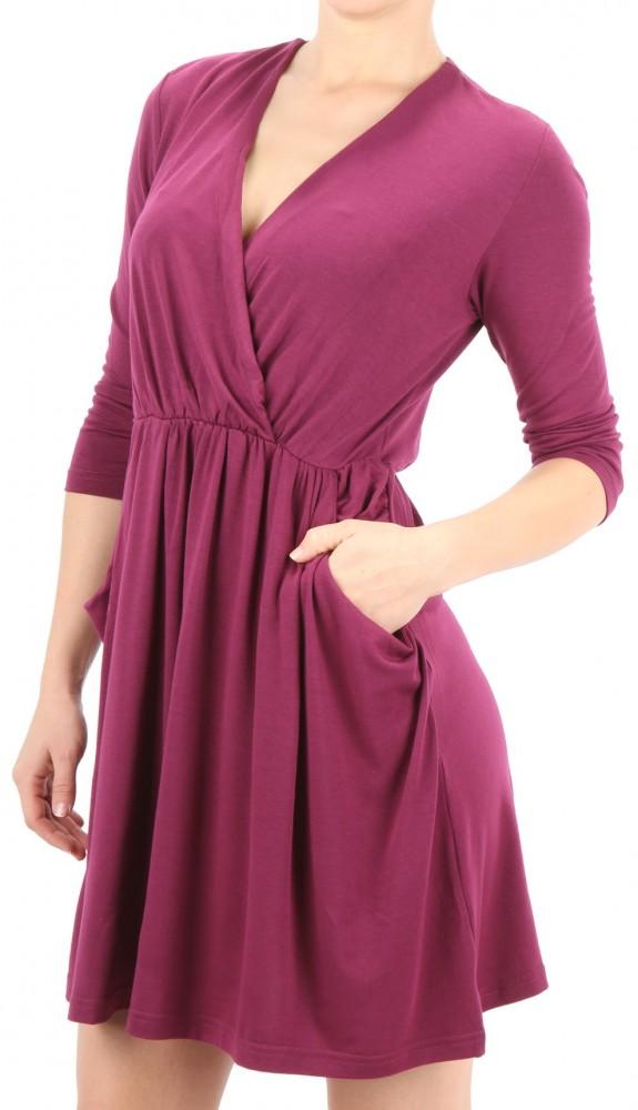 Dámske business šaty Jennifer X2019 - Dámske elegantné šaty - Locca.sk 86b70766d36