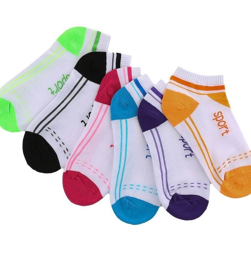 Dámske členkové ponožky Q0757 - Dámske ponožky - Locca.sk 7609e5cc3f