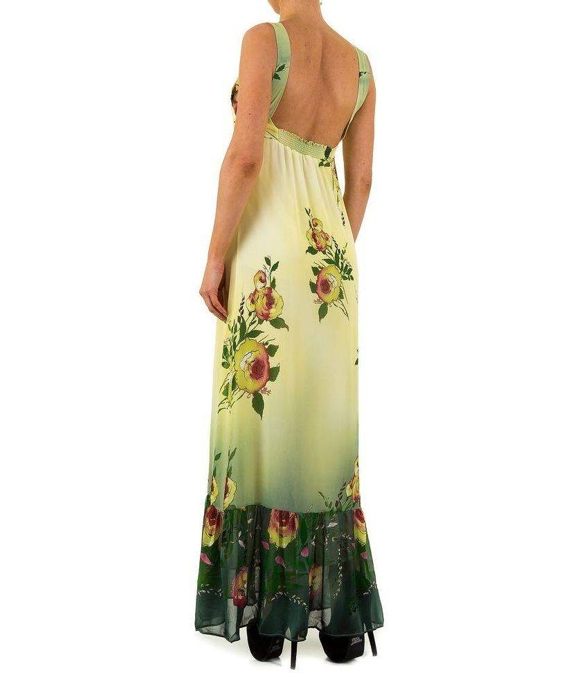 a18a90a34279 Dámske dlhé letné šaty Pemy Q1615 - Dámske letné šaty - Locca.sk