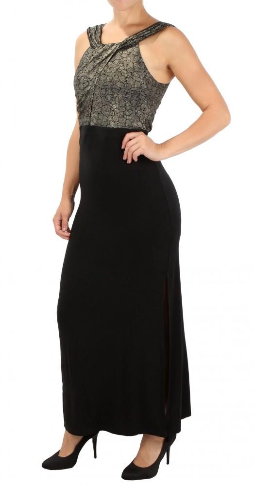 350da3aec8ce Dámske dlhé šaty Cache Cache X5154 - Dámske dlhé šaty - Locca.sk