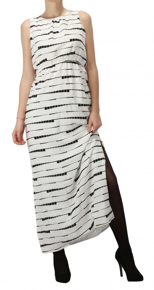 a41aa3cd8956 Dámske dlhé šaty Smashed Lemon X6566 - Dámske dlhé šaty - Locca.sk