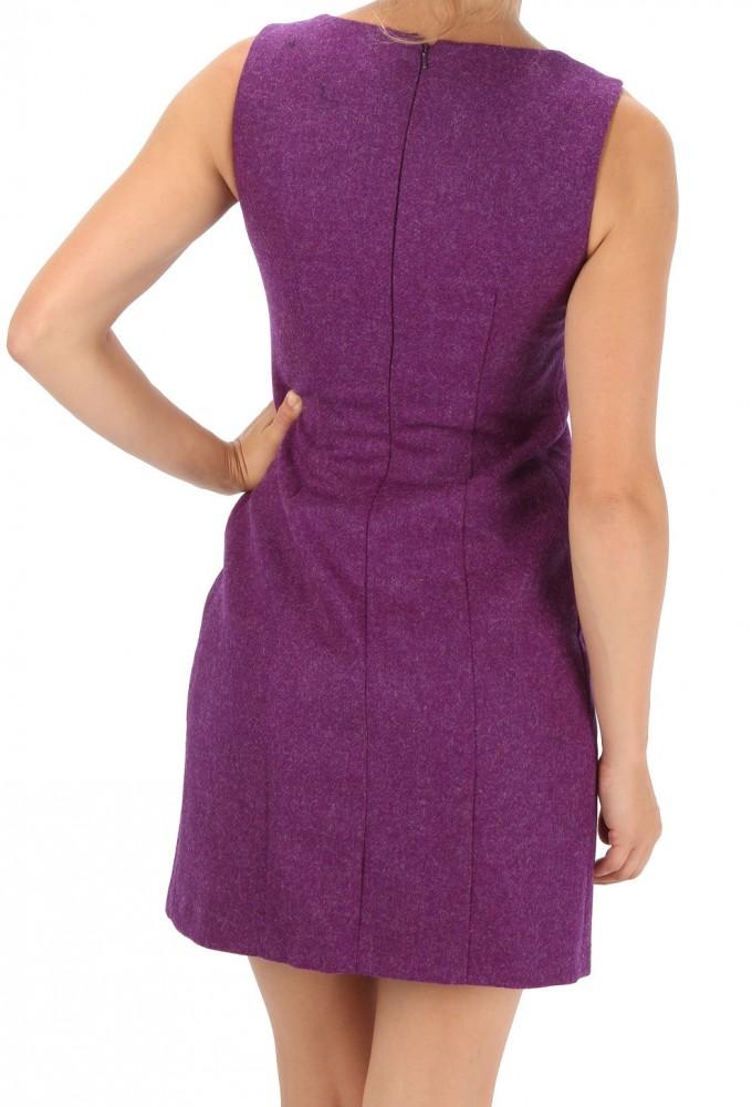 18b686e3bf1f Dámske elegantné puzdrové šaty Ossie Clark X4552 - Dámske elegantné ...