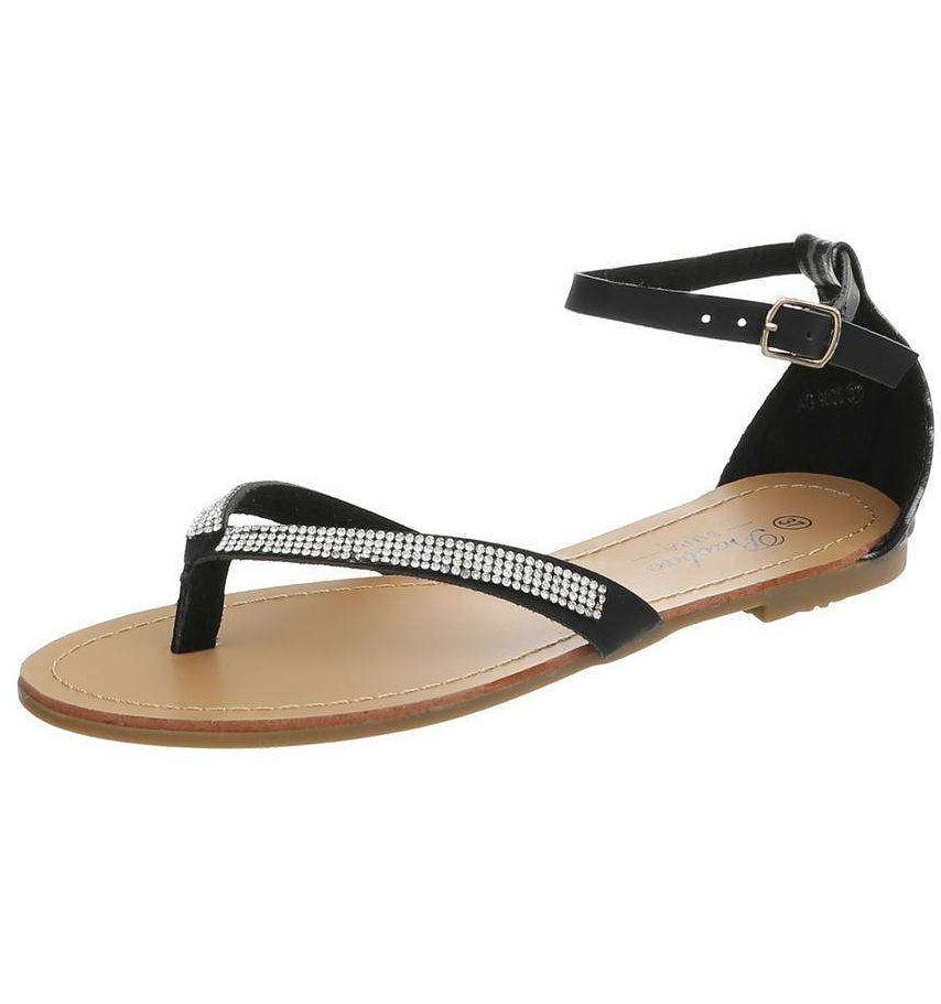 04d52a9a8cf Dámske elegantné sandále Damen Q2362 - Sandále trendové - Locca.sk