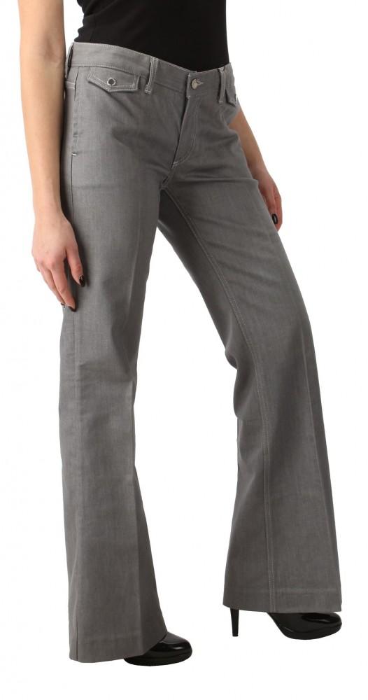 cb0bf337bd4d Dámske jeansové nohavice Gant X7028 - Elegantné nohavice dámske ...