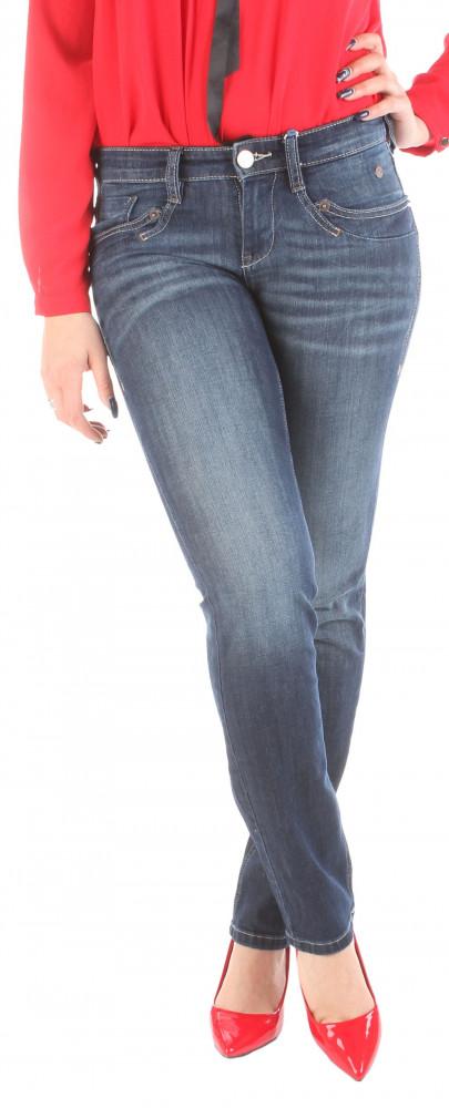 Dámske jensové nohavice Tom Tailor W2057