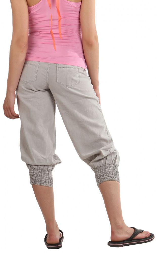 5264f13e548e Dámske ĺanové 3 4 nohavice Spot X9030 - Dámske trojštvrťové nohavice ...