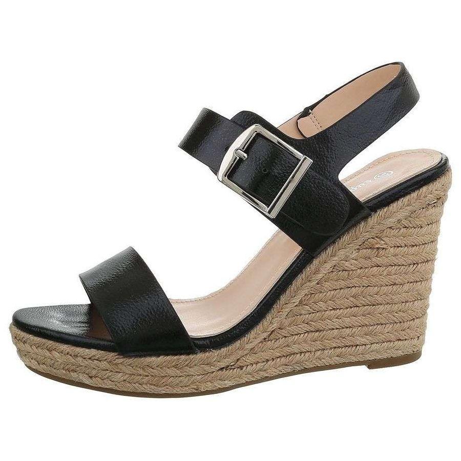 4040e72bb5 Dámske letné sandále Q5168 - Sandále na platforme - Locca.sk