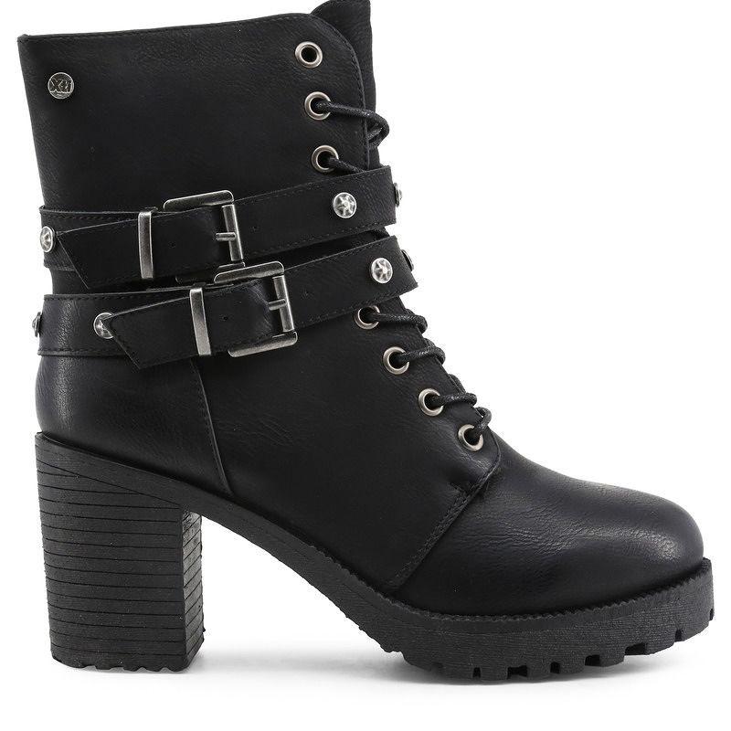 Dámske módne členkové topánky XTI L2157