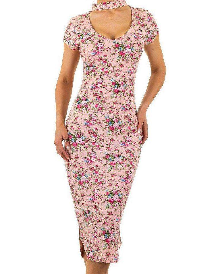 Dámske módne šaty Damen Q2437 - Dámske elastické šaty - Locca.sk b6fe49b7cc6