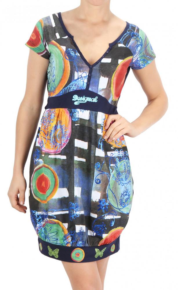 Dámske originálne šaty Desigual X2065 - Dámske letné šaty - Locca.sk d322e9f784c