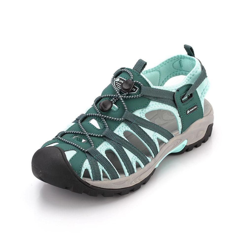326095e41672 Dámske outdoorové sandále Alpine Pro K0947 - Dámske športové sandále ...