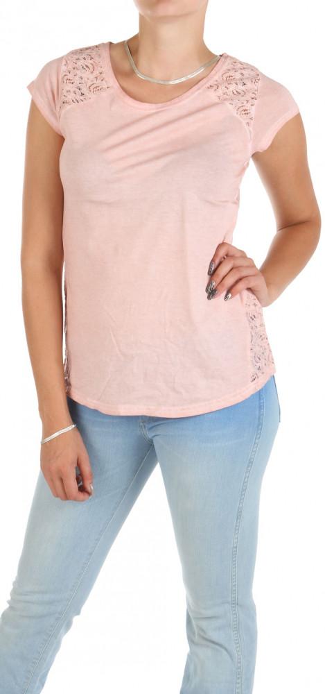 7a0ab1a4382b Dámske pohodlné tričko bez rukávov Fresh Made W0586 - Dámske tričká ...