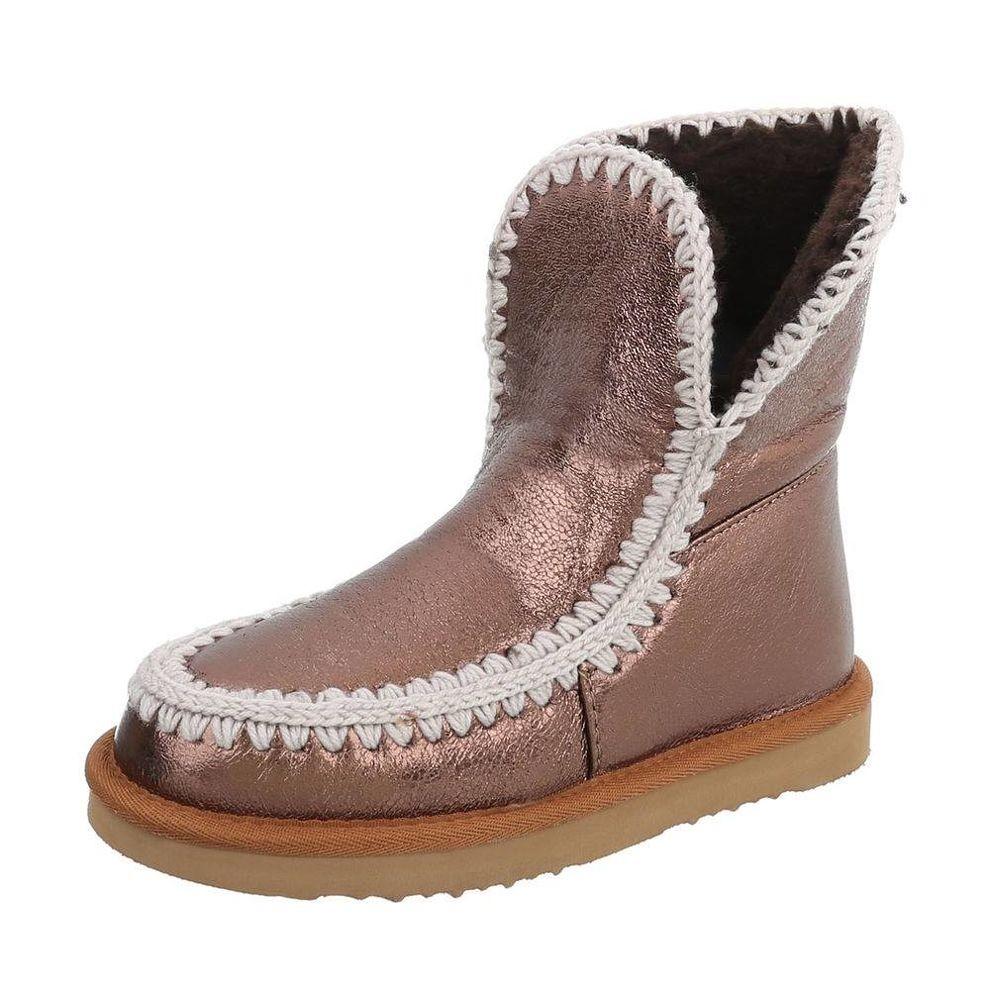 a205c35ea5 Dámske pohodlné zimné topánky Q0230 - Čižmy trendové - Locca.sk