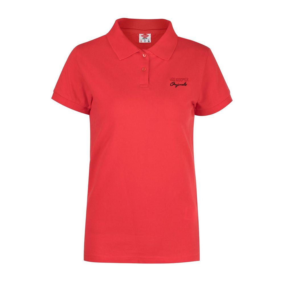 2f23f2f84cd5 Dámske polo tričko Lee Cooper H7660 - Dámske tričká - Locca.sk