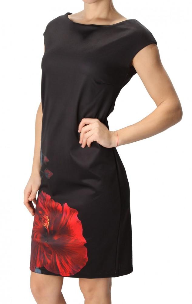 0597895990da Dámske puzdrové šaty Smashed Lemon X6373 - Dámske korzetové šaty ...