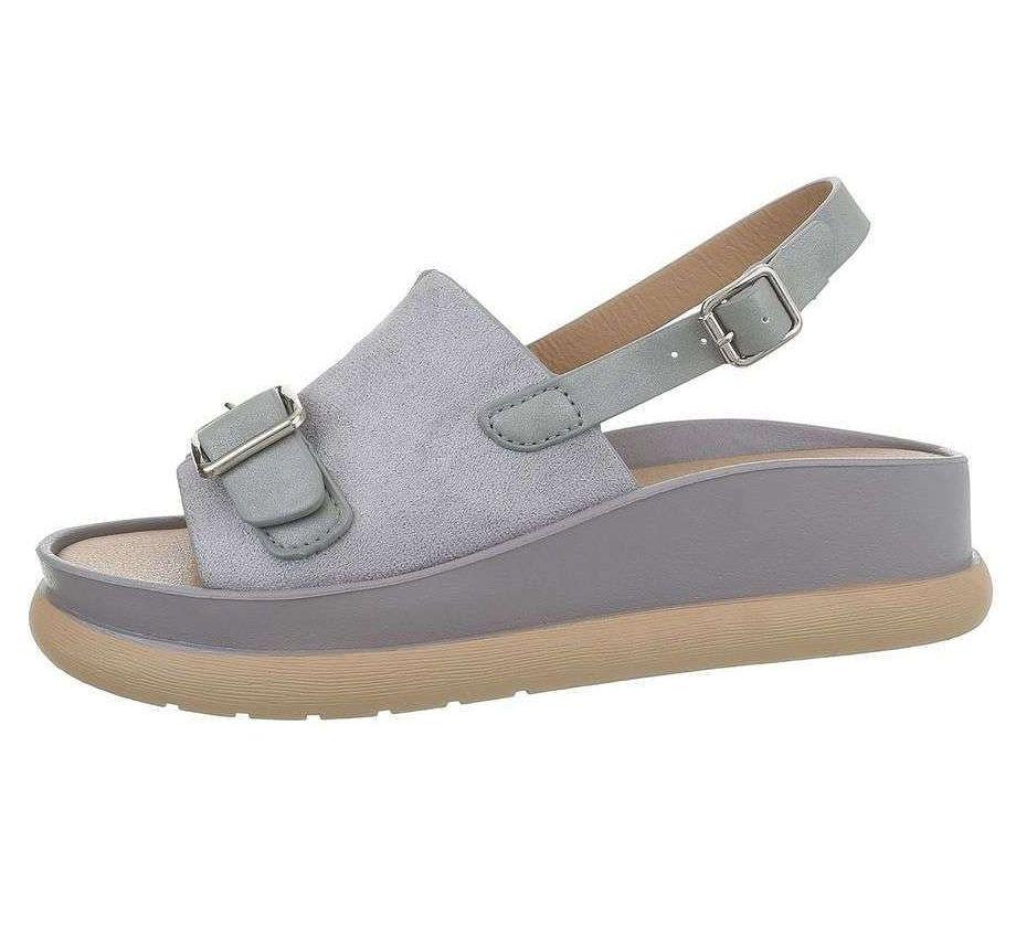 Dámske sandále Q4671