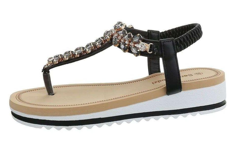 Dámske sandále Q5657
